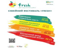 FRESH - FRESH EMOTIONS FOR ALL THE FAMILY!