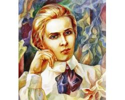 We invite you to take part in a flash mob dedicated to the 150th anniversary of Lesya Ukrainka's birthday!