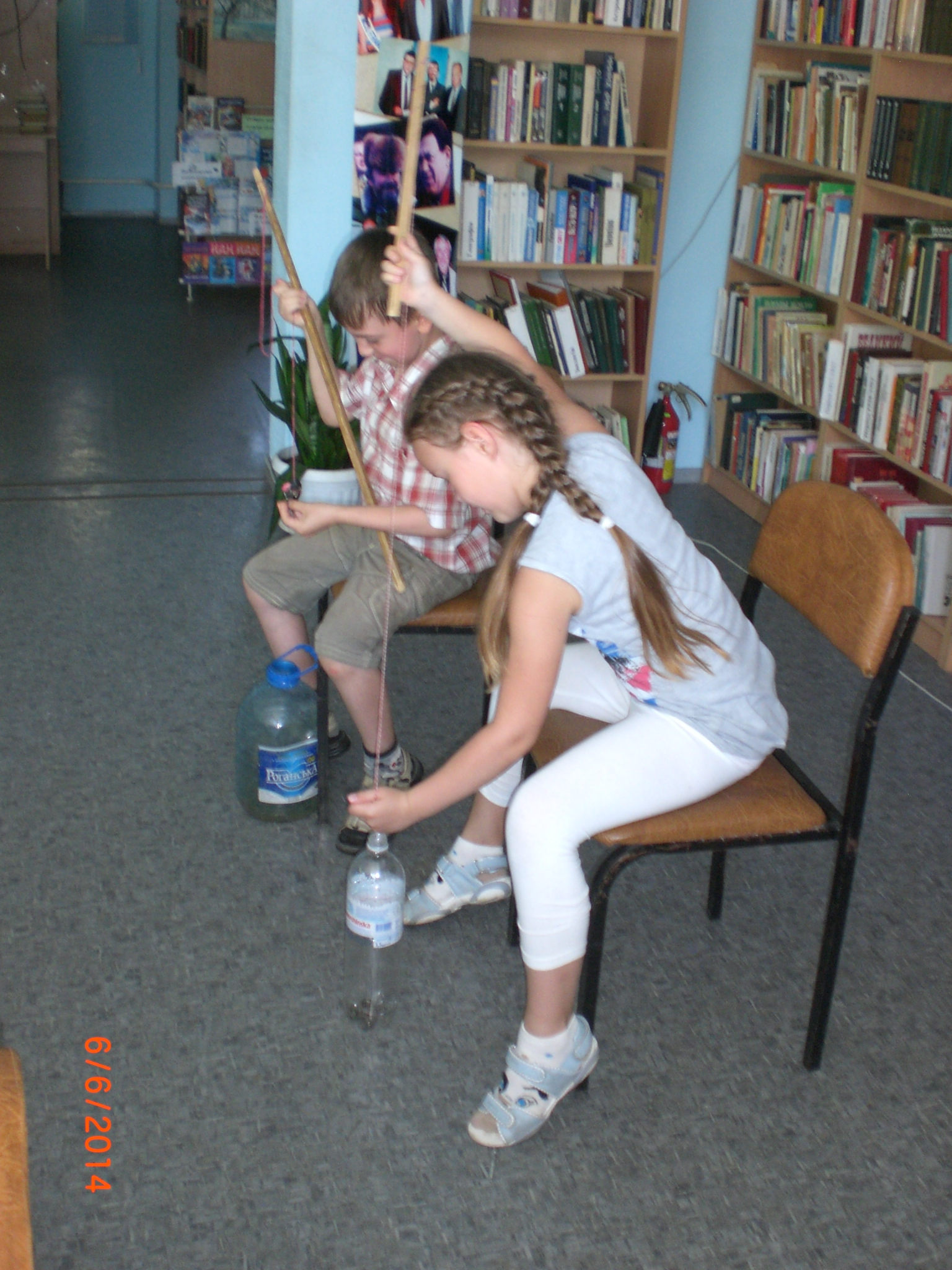 «It is interesting and useful about the nature; Fishing; - The competition between the team of girls and boys.